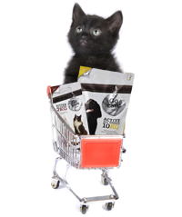 Cat Shopping GCR